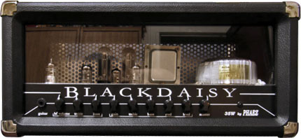 Phaez Black Daisy Amplifier